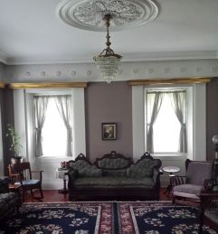 Front parlor.