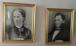 Dr. and Mrs. Spence