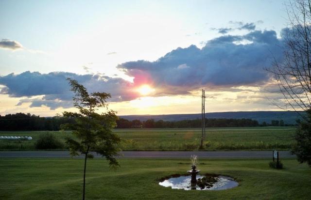 view toward Seneca